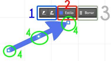 Editar-líneas-en-Prezi